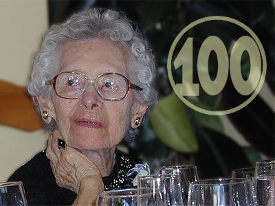 Emma at 100