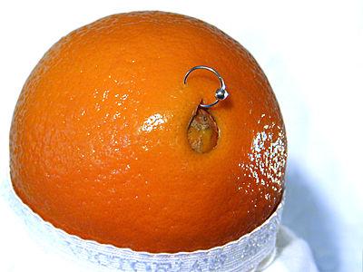 juicy california navel
