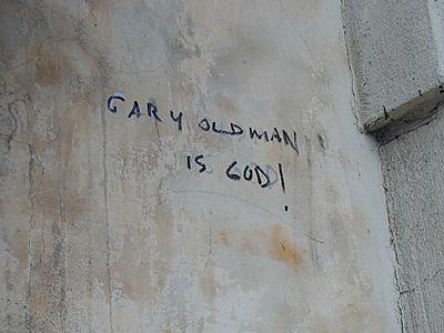 HOLLYWOOD GRAFFITTI