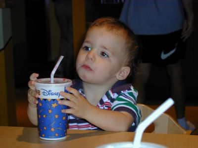 Alex and the Straw