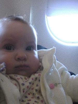 In Flight Baby
